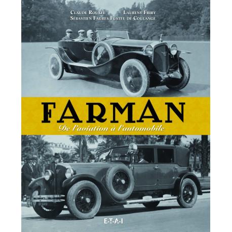 Farman, de l'aviation à l'automobile