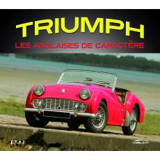 Triumph, les anglaises de caractères