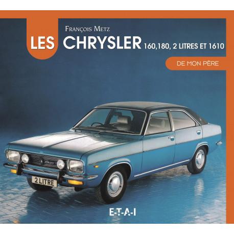 """Chrysler 160-180 2-litres collection """"De mon père"""""""