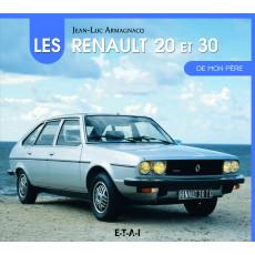 """Renault 20 et 30 collection """"De mon père"""""""