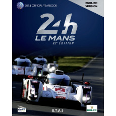 24 Le Mans Hours 2014, le livre officiel