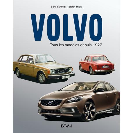 Volvo, tous les modèles depuis 1927