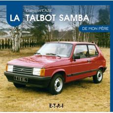 """Talbot Samba collection """"De mon père"""""""