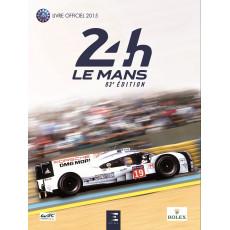 24 Heures du Mans 2015, le livre officiel