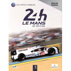 24 Le Mans Hours 2015, le livre officiel