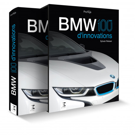 BMW, 100 ans d'innovations (Coffret)