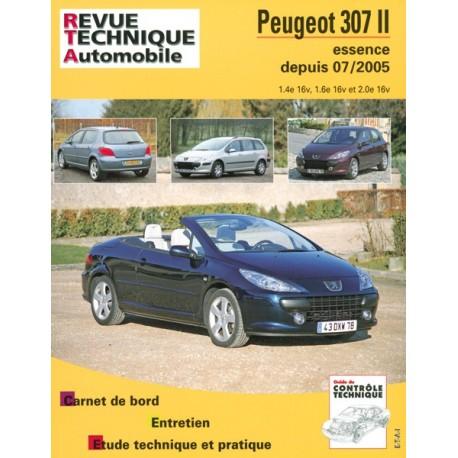 PEUGEOT 307 II et CC