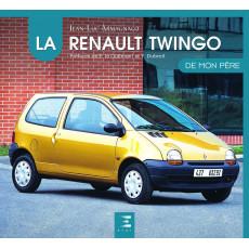 """Renault Twingo 1 collection """"De mon père"""""""