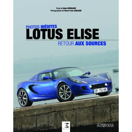 Lotus Elise, retour aux sources