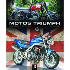 Motos Triumph, classiques et modernes