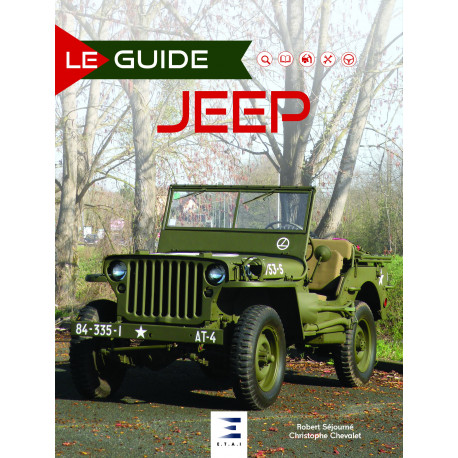 "Collection ""Le guide"" : Jeep Willys"