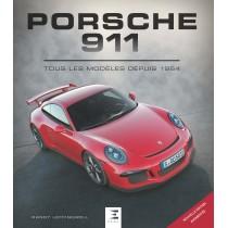 Porsche 911, tous les modèles depuis 1964