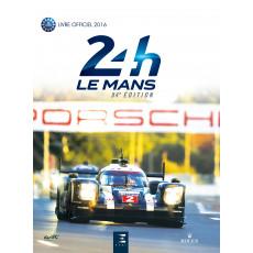 24 Heures Le Mans, livre officiel 2016