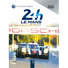 24 Heures Le Mans, official year book