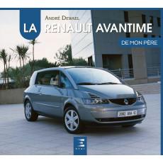 """Renault Avantime collection """"De mon père"""""""