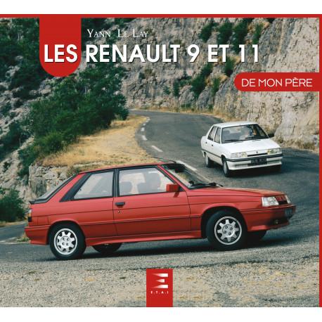 """Renault 9 et 11 collection """"De mon père"""""""