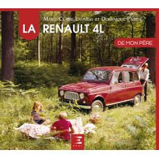 """Renault 4L collection """"De mon père"""""""