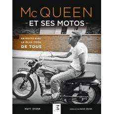 McQueen et ses motos