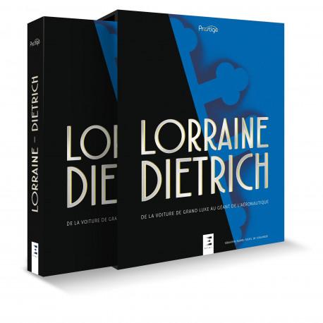 Lorraine-Dietrich, de la voiture de grand luxe au géant de l'aéronautique