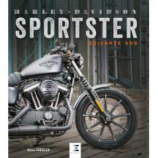Harley-Davidson Sportster 60 ans