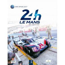24 H Le Mans, livre officiel 2017