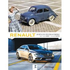 Renault, un siècle de création automobile
