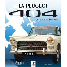 Peugeot 404, la lionne de Sochaux