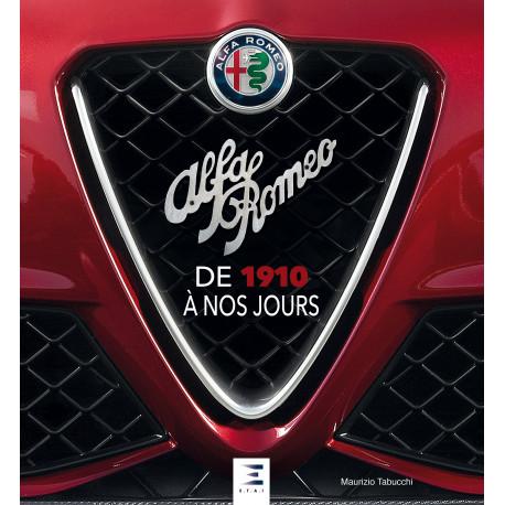 Alfa Roméo de 1910 à nos jours