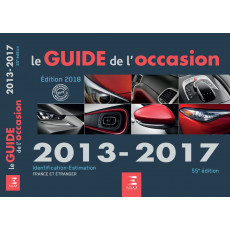 Guide de l'occasion de 2013 à 2017 (édition 2018)