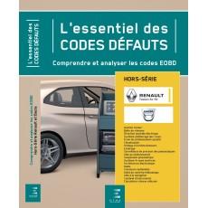 L'essentiel des codes défauts - Hors série Renault et Dacia