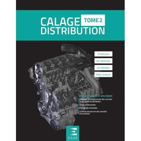 CALAGE DE DISTRIBUTION 2017 TOME 2