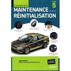 Maintenance et réinitialisation - Tome 5