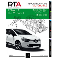 RTA 828 R CLIO HAYON/BREAK 5P PHASE 1 2012-10