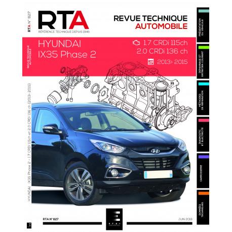 RTA 827 HYUNDAI IX35 BREAK 5P Phase 2 2013-03