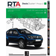 RTA 831 DACIA DUSTER BREAK 5P I Phase 2 2013-09