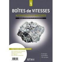 Boites de vitesses automatiques et robotisées tome 1