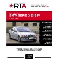 E-RTA Bmw Serie 3 IV BERLINE 4 portes de 05/1998 à 09/2001