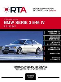E-RTA Bmw Serie 3 IV COUPE 2 portes de 04/1999 à 03/2003