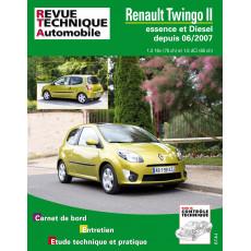 RTA B733 RENAULT TWINGO II depuis 06/2007