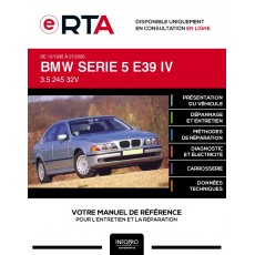 E-RTA Bmw Serie 5 IV BERLINE 4 portes de 12/1995 à 07/2000