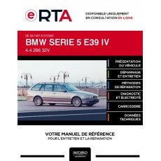 E-RTA Bmw Serie 5 IV BREAK 5 portes de 03/1997 à 07/2000