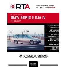 E-RTA Bmw Serie 5 IV BREAK 5 portes de 03/1997 à 07/2000
