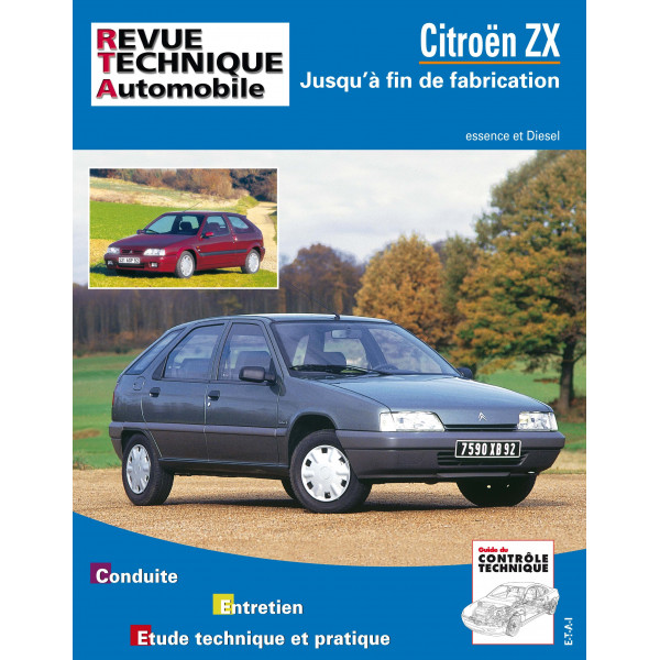 Revue Technique Citroen zx