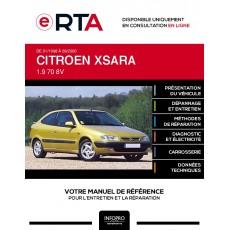 E-RTA Citroen Xsara COUPE 3 portes de 01/1998 à 09/2000