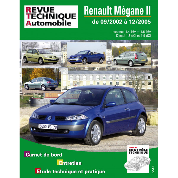 revue technique automobile gratuite renault megane. Black Bedroom Furniture Sets. Home Design Ideas