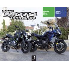 RMT 191 Z650 (de 2017 à 2019) + Tracer 700 (de 201 à 2018)