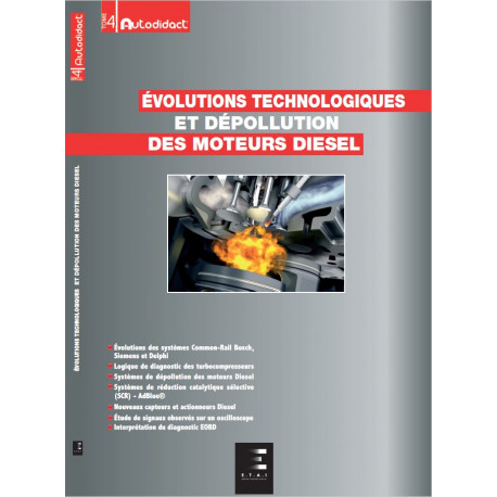 Evolutions Technologiques Depollution Moteur Diesel