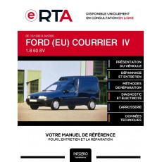 E-RTA Ford (eu) Courrier IV FOURGON 3 portes de 10/1996 à 04/2000