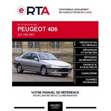 E-RTA Peugeot 406 BERLINE 4 portes de 10/1995 à 04/1999