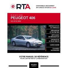 E-RTA Peugeot 406 COUPE 2 portes de 05/1997 à 12/2004